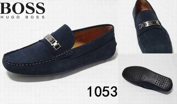 9539198556d chaussure hugo boss sans lacets