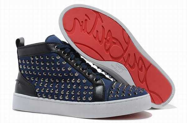 chaussure homme louboutin occasion