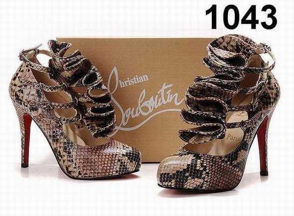chaussure louboutin pas cher chine