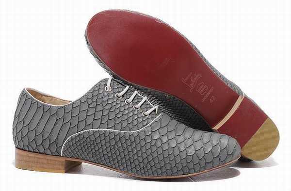 vente chaude en ligne 8724f 605a8 Grande chaussures Louboutin Chaussure Homme Pas Cher BtsdhCQrx