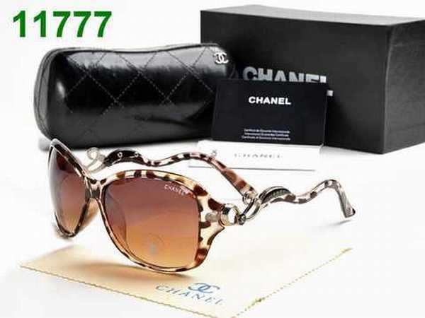 b02682cd9f50b lunette chanel solaire femme