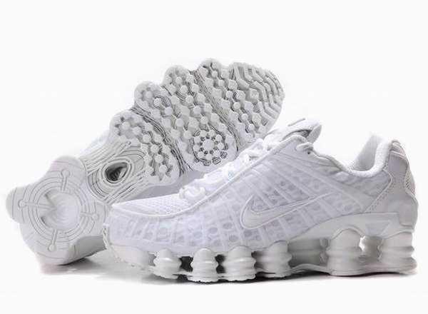 Chaussures Sport Shox Rivalry De Nike Junior